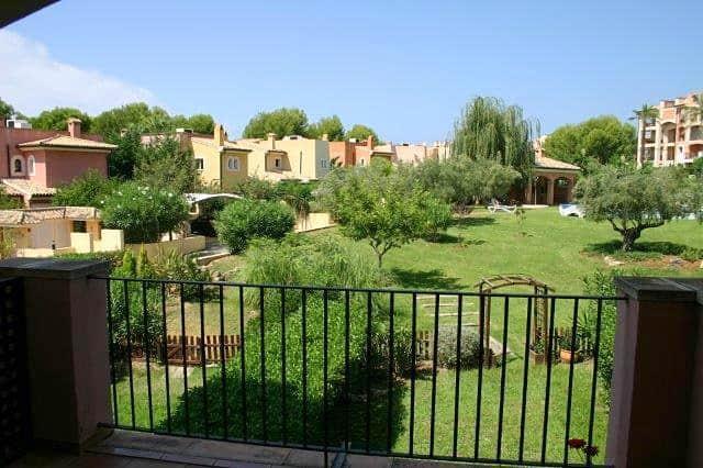 Maisonetten Wohnung mit Garten in Santa Ponsa - Mallorca ...