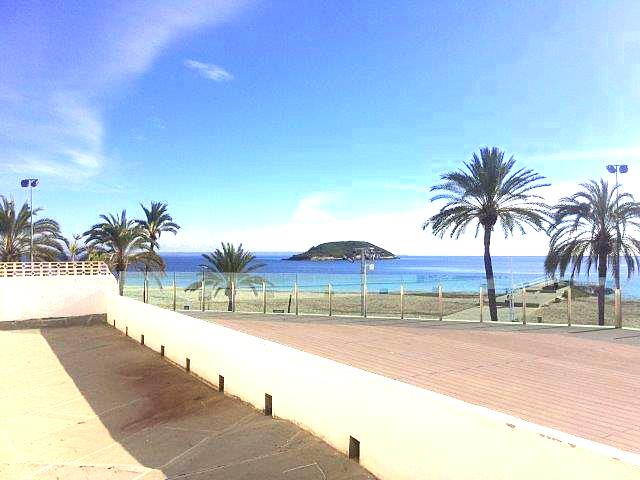 Mietwohnung direkt am Strand
