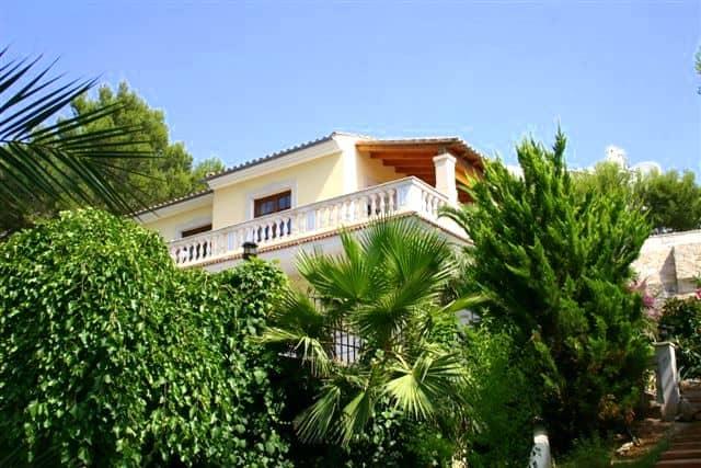 meerblick villa mit zwei wohneinheiten in costa de la calma. Black Bedroom Furniture Sets. Home Design Ideas