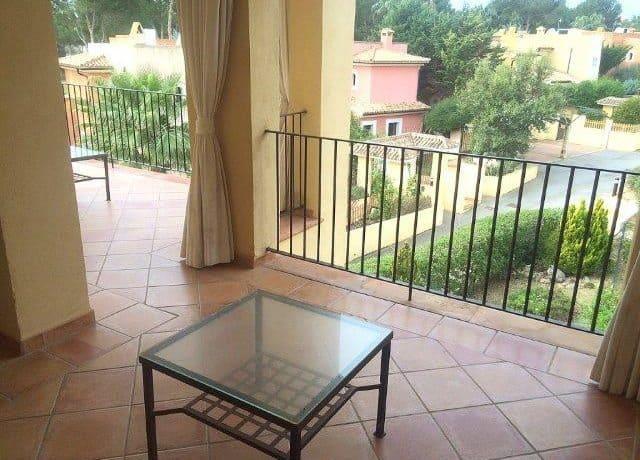 Mietwohnung in Santa Ponsa mit Hallenbad - Immobilien auf Mallorca