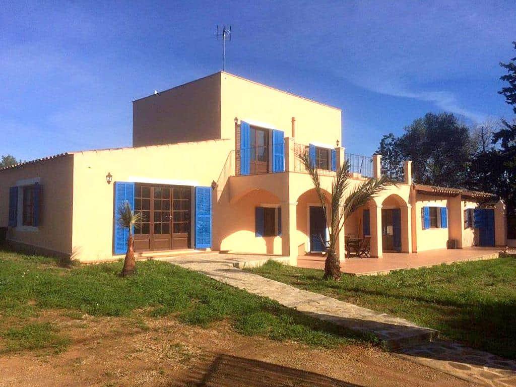 Finca mit separatem Mehrzweckhaus in Palmanähe